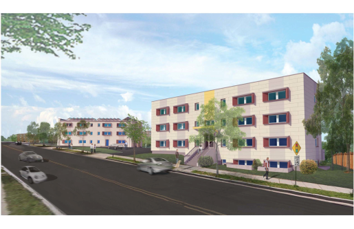 37 unit, multifamily, Passive House Retrofit